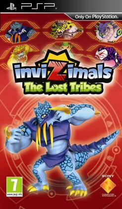 Invizimals: The Lost Tribe