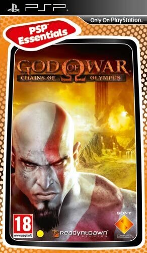 God of War: Chains of Olympus - Essentials