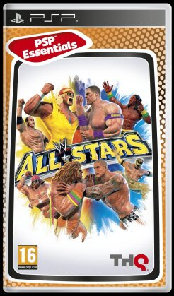 WWE Allstars Essentials