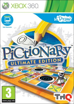 Pictionary (uDraw only) (Ultimate Edition)