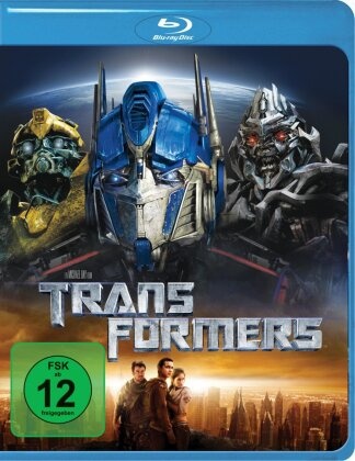 Transformers (2007) (Single Edition)