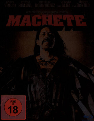 Machete (2010) (Limited Edition, Steelbook)