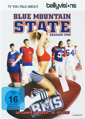 Blue Mountain State - Staffel 1 (2 DVDs)