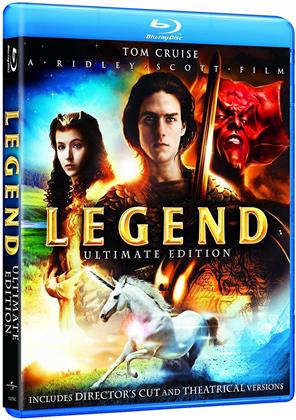 Legend (1985) (Theatrical Version, Director's Cut, Ultimate Edition)