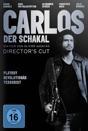 Carlos - Der Schakal (2009) (Director's Cut, 4 DVDs)