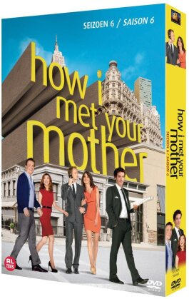 How I Met Your Mother - Saison 6 (3 DVDs)