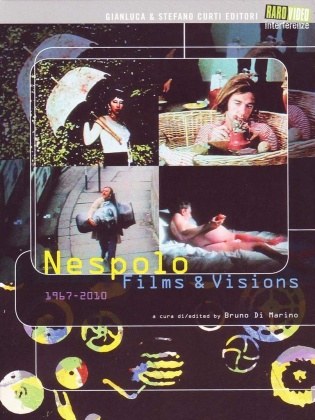 Nespolo - Films & Visions (DVD + Buch)