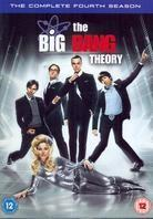 The Big Bang Theory - Season 4 (3 DVDs)