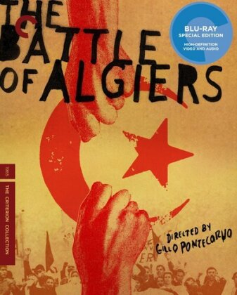 The Battle of Algiers - La battaglia di Algeri (1965) (Criterion Collection, 2 Blu-rays)