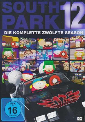 South Park - Staffel 12 (Repack 3 DVDs)