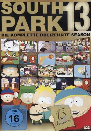 South Park - Staffel 13 (Repack 3 DVDs)
