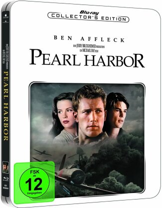 Pearl Harbor (2001) (Limited Edition, Steelbook)