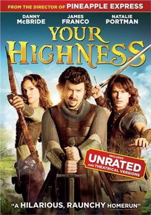 Your Highness (2011) (Unrated)