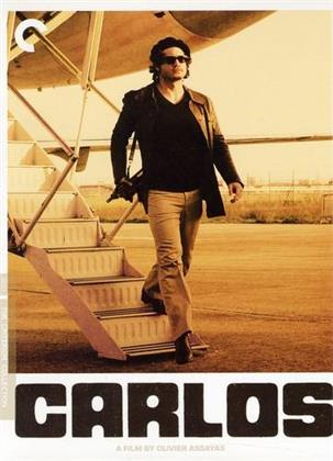 Carlos (2009) (Criterion Collection, 4 DVD)
