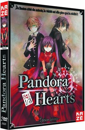 Pandora Hearts - Saison 1 - Box 1 (Limited Edition, 2 DVDs)