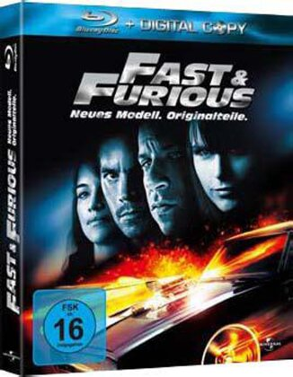 Fast and Furious - Neues Modell. Originalteile. (2009)