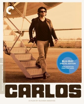 Carlos (2009) (Criterion Collection, 2 Blu-ray)