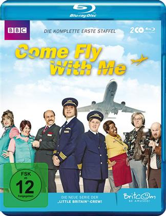 Come Fly With Me - Staffel 1 (2 Blu-rays)