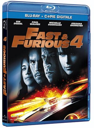 Fast and Furious 4 (2009) (Riedizione)