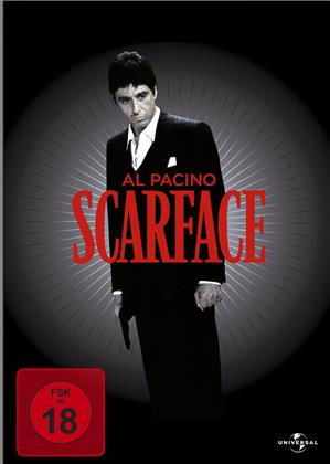 Scarface (1983) (Platinum Edition, Uncut, 2 DVD)