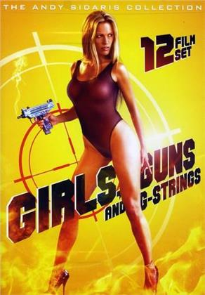 Girls, Guns and G-Strings - The Andy Sidaris Collection (3 DVDs)