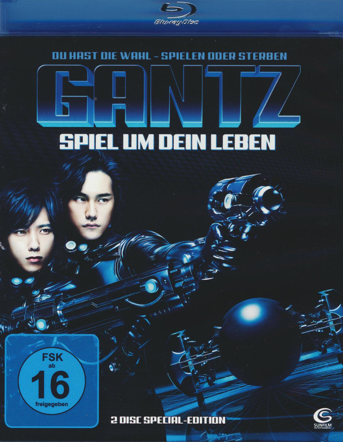 Gantz (2010) - Spiel um dein Leben