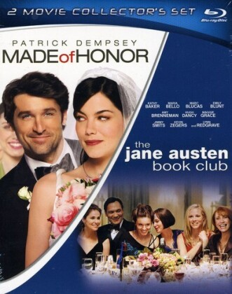 Made of Honor / The Jane Austen Book Club (2 Blu-rays)