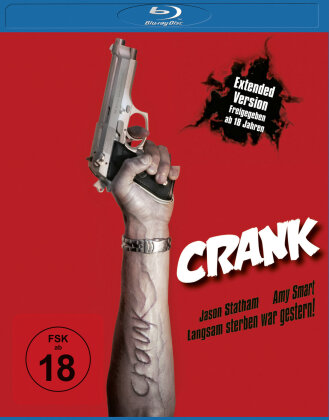 Crank (2006) (Extended Edition)