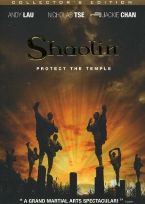 Shaolin (2011) (Collector's Edition)