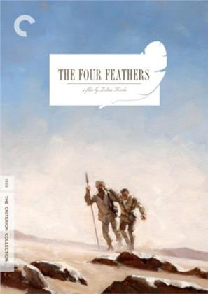 The Four Feathers (1939) (Criterion Collection)