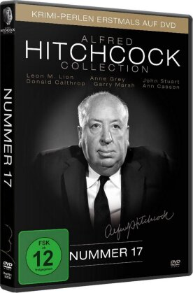 Nummer 17 (1932) (Alfred Hitchcock Collection, s/w)
