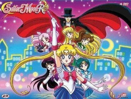 Sailor Moon R - Stagione 2 - Box 1 (Remastered, 4 DVDs)