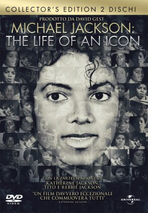 Michael Jackson - The life of an icon (Collector's Edition, 2 DVDs)