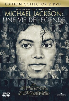 Michael Jackson - Une vie de legende (Collector's Edition, 2 DVDs)