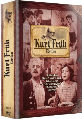 Kurt Früh Edition (6 DVDs)