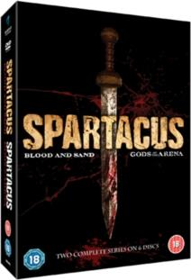 Spartacus - The complete collection (6 DVDs)