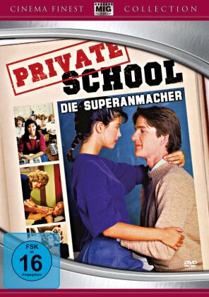 Private School - (Cinema Finest Collection) (1983)