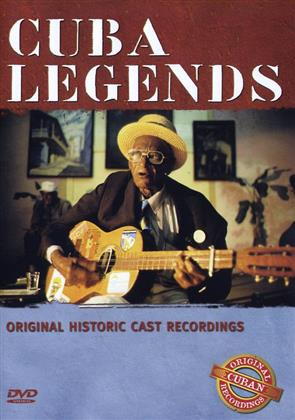Various Artists - Cuba Legends - Original Historic Cast Recordings