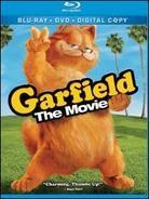 Garfield - The Movie (2004) (Blu-ray + DVD)