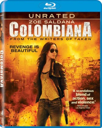 Colombiana (2011) (Unrated)