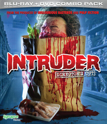 Intruder (1989) (Director's Cut, Blu-ray + DVD)