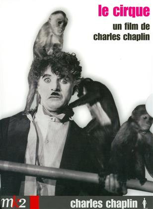 Charles Chaplin - Le cirque (1928) (MK2, s/w, Collector's Edition, 2 DVDs)