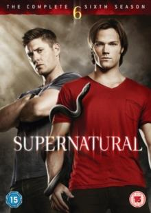Supernatural - Season 6 (6 DVDs)