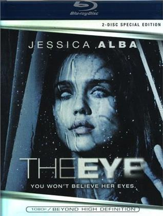 The Eye (2008) (Special Edition, 2 Blu-rays)
