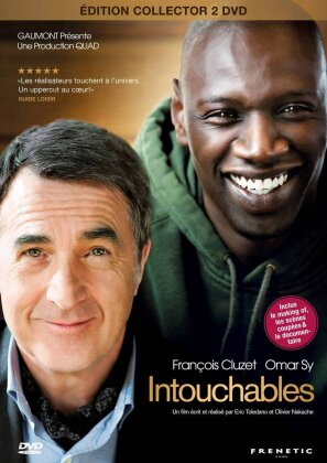 Intouchables (2011) (Édition Collector, 2 DVD)