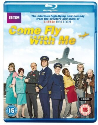 Come Fly With Me Series 1 (2 Blu-rays)