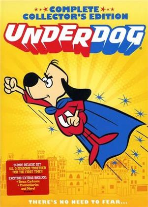 Underdog - The complete Series (Collector's Edition, 9 DVD)