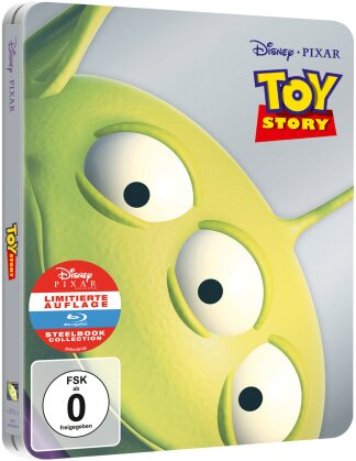 Toy Story (1995) (Limited Edition, Steelbook)
