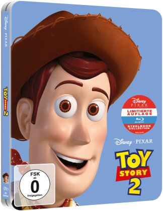 Toy Story 2 (1999) (Limited Edition, Steelbook)