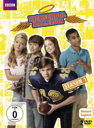 Highschool Halleluja - Staffel 1 (2 DVDs)